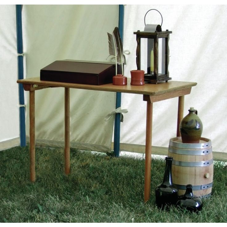 Folding Camp Table S-4060 - Camp Furniture - Camping