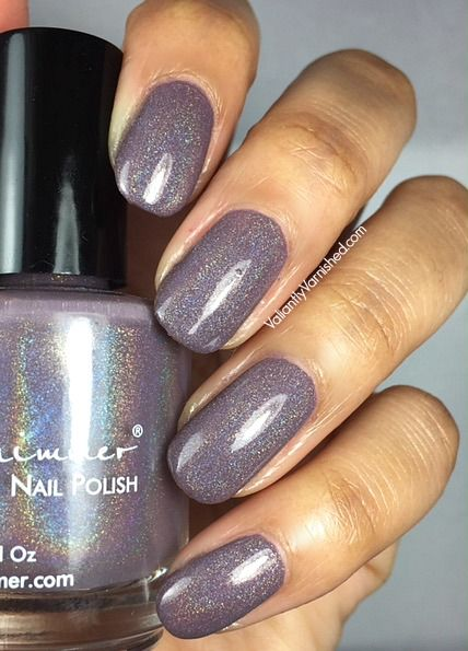 KBShimmer Office Space Collection Cubicle Pusher - Valiantly Varnished #nails #swatches #nailblogger #KBShimmer