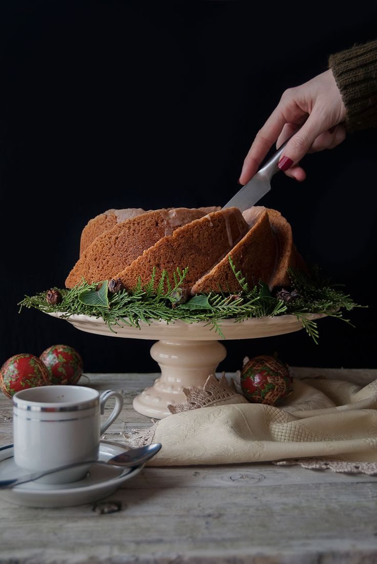 Receta de Bundt Cake de Speculoos/ Speculoos Bundt Cake recipe