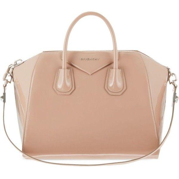 Givenchy Top Handle Handbag, Antigona, Grey Pearl, Leather, 2017, one size