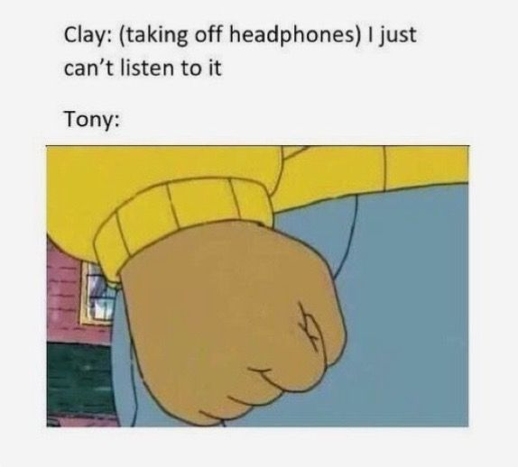 #13 reasons why #thirteen reasons why #clay jensons #13 reasons why tony #arthur meme #welcome to your tape