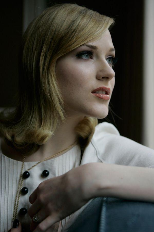Evan Rachel Wood as Jordan Rhodes in A LOT LIKE LOVE by Julie James