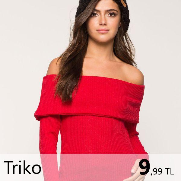 Bayan Triko Modelleri