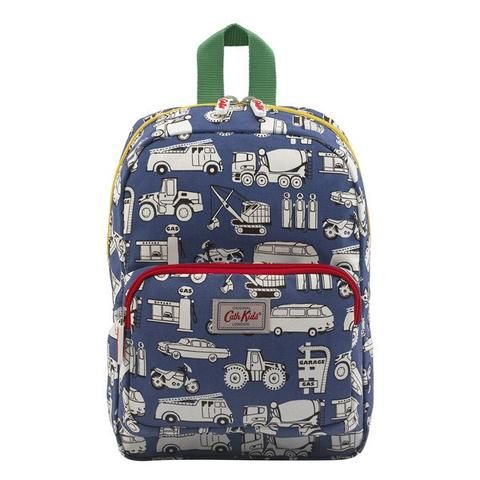 Cath Kidston Garage mono medium backpack