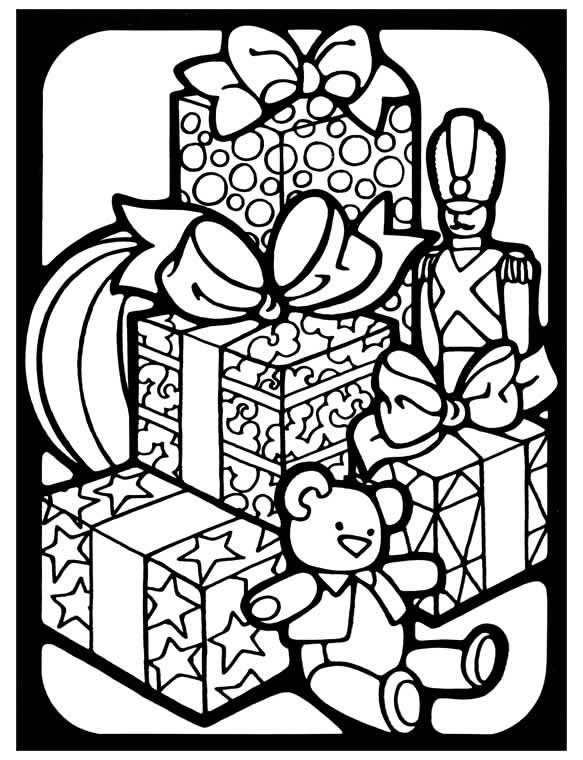 Coloring Book Pages For Christmas : 500 best christmas coloring images images on pinterest