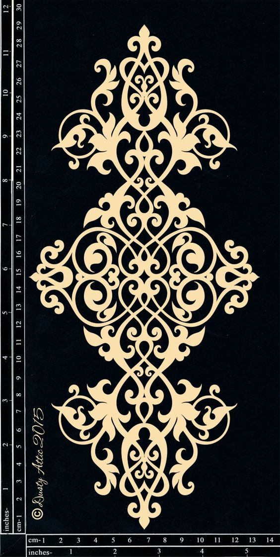 cute scroll stencil designs. The Dusty Attic is an Australian owned and operated Laser Cutting business  which designs manufactures craft items embellishments 11 best Stencil images on Pinterest Silhouettes Arabesque