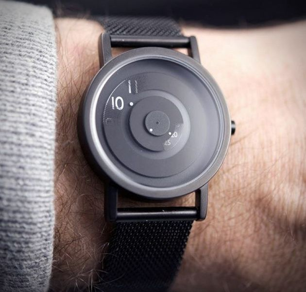 Innovative Reveal Watch by Daniel Will-Harris