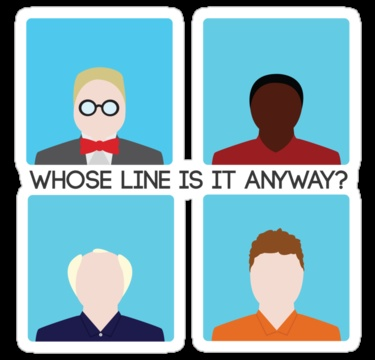 Whose line is it anyway hats dating service