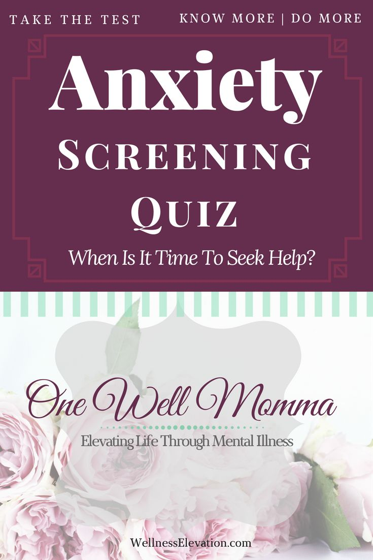 Could you be suffering with #Anxiety? Take this quick #quiz to help you determine if you should see a professional. #MentalHealth #MentalHealthMatters #MentalHealthAwareness #AnxietyQuiz