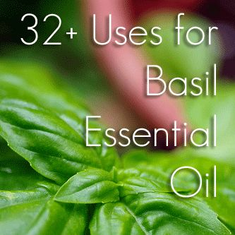 32+ Uses for Basil Essential Oils