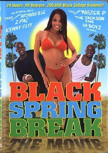 Black Spring Break [DVD] [1998]