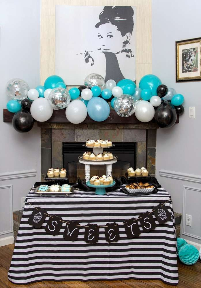 Best images about tiffany s party ideas on pinterest