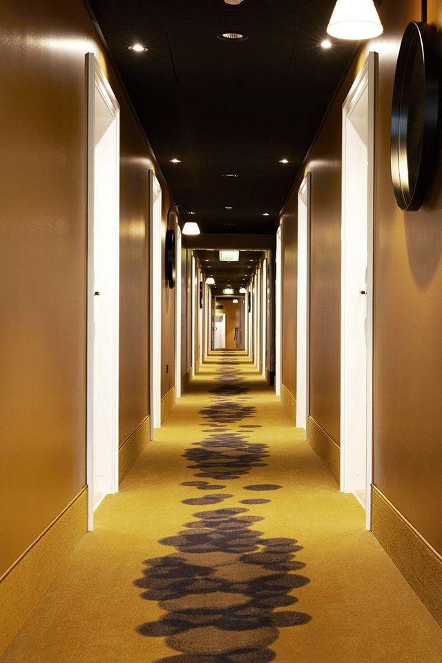 Mayor Hotel Aarhus, concept design, Johannes Torpe Studios