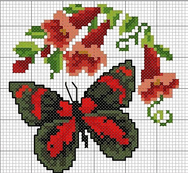 farfalle+a+punto+croce+(2).jpg (600×554)