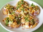 Indians love their favorite chaat wala and spend many a evening eating their favorite masala puri or pani puri, relishing its magical, addictive flavors like there's no tomorrow. And why not? Its comforting food that warms the palate, delicious and economical on the wallet.