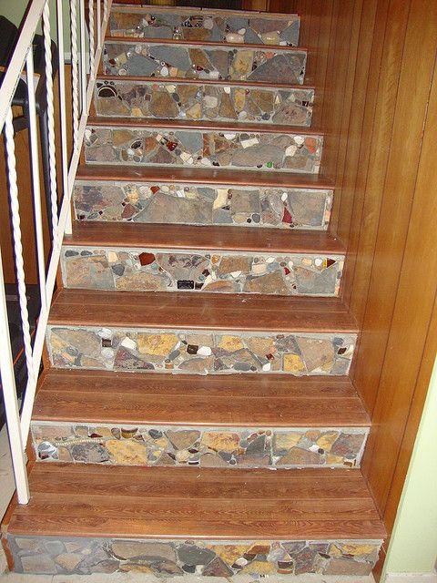 Best 19 Best Stair Riser Ideas Images On Pinterest Stair 400 x 300