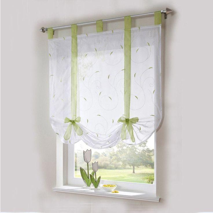 Best 25 Half Window Curtains Ideas On Pinterest: 17 Best Ideas About Half Window Curtains On Pinterest
