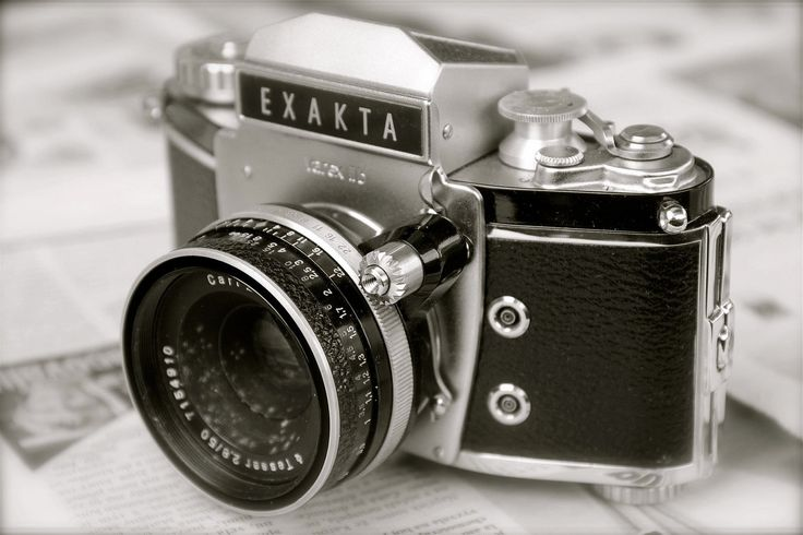 Old german camera | Flickr - Photo Sharing!