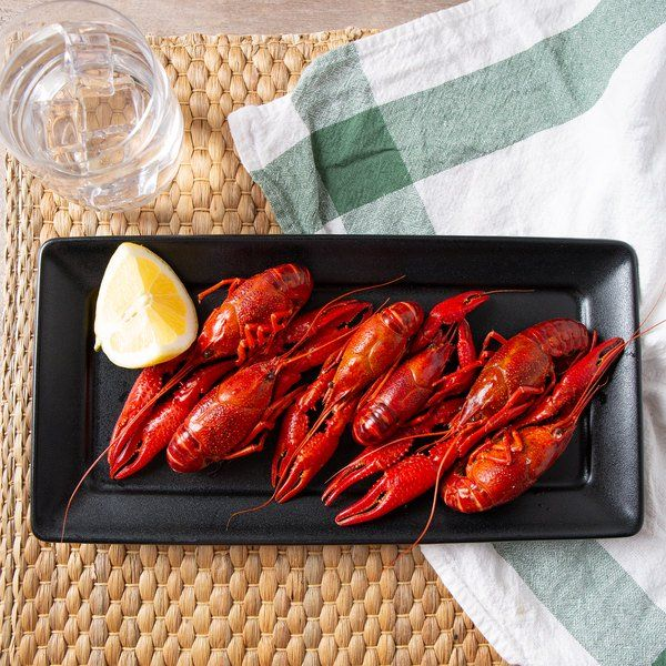 Linton S Seafood 3 Lb Cooked And Seasoned Crawfish In 2021 Seafood Crawfish Louisiana Crawfish