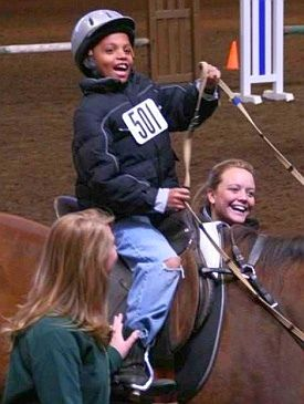 Healing horses: horse therapy helps people live in the moment
