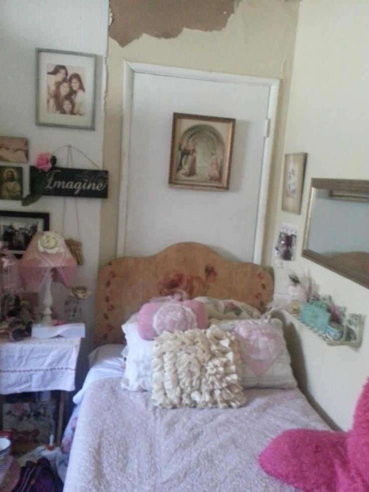 my shabby chic pillows