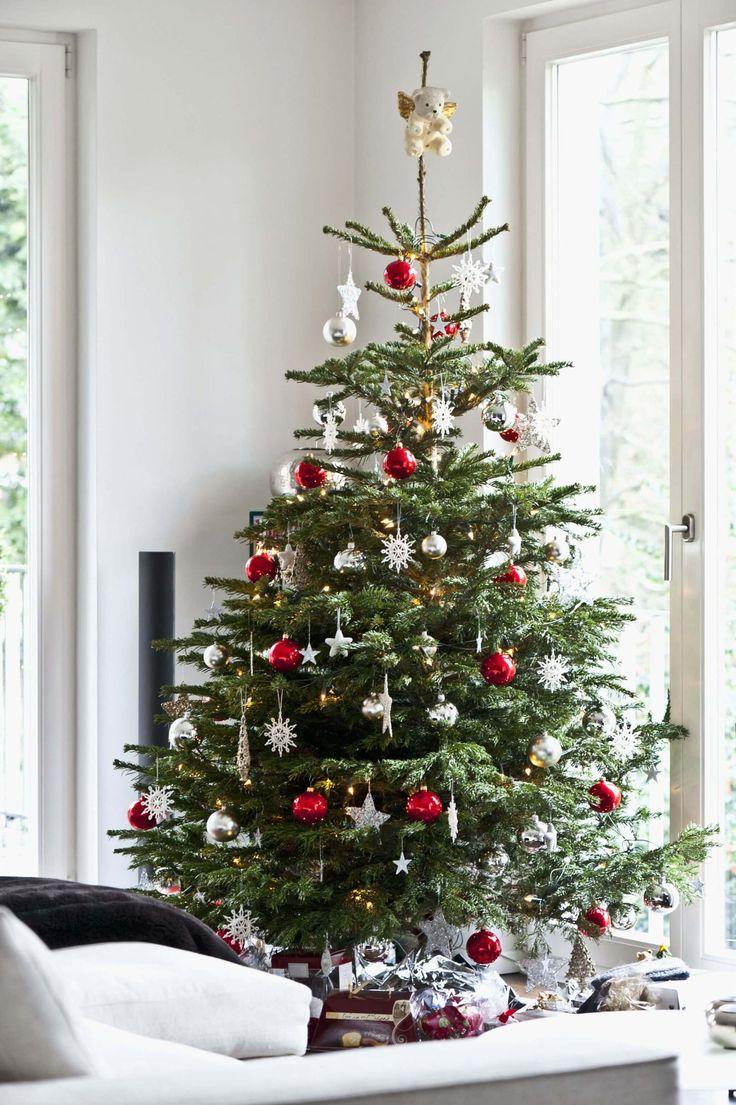 25+ Inexpensive Christmas Tree Decorating Ideas – FarmFoodFamily