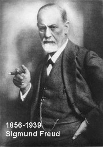 1856-1939 Sigmund Freud