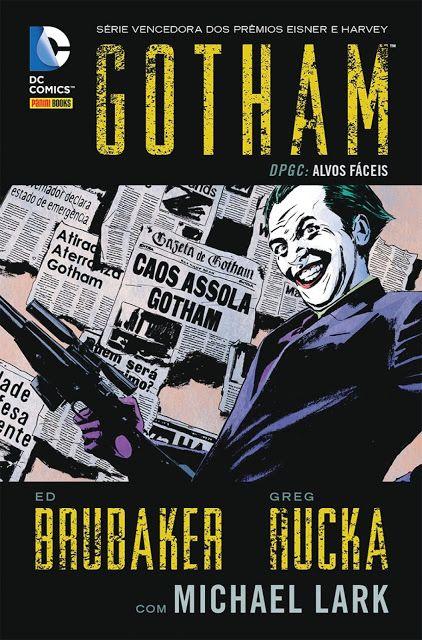 Internet das Coisas!!!: Gotham - Alvos Fáceis