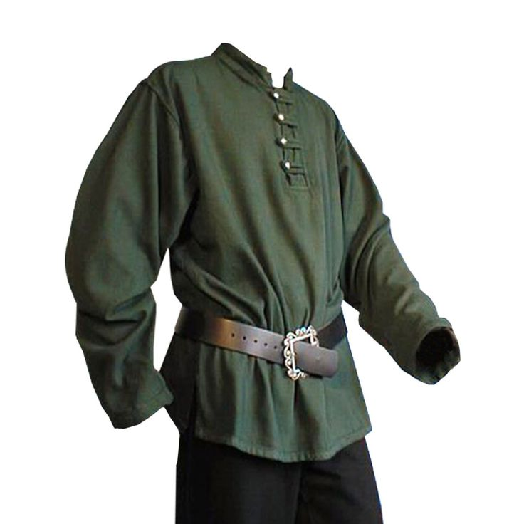 button green tunic
