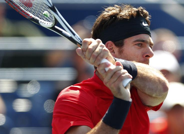 DP / CF / 7 / Novak Djokovic / 2 / 6-2, 7-6, 6-4.