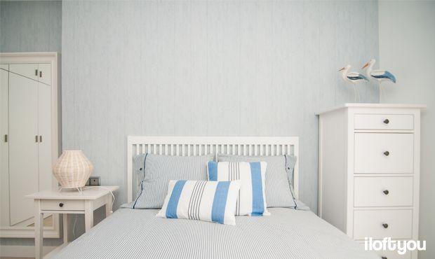 #proyectositges #iloftyou #interiordesign #ikea #sitges #lowcost #catalunya #beach #bedroom #hemnes #bardu #nyponros #matilda #zarahome