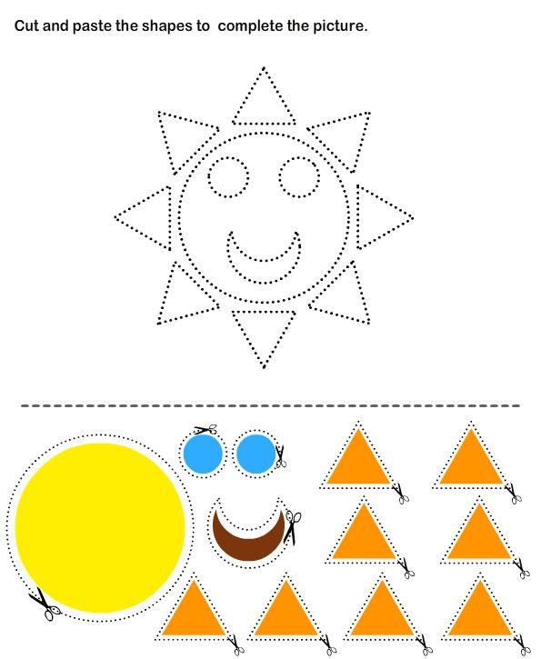 Cut and Paste Sun