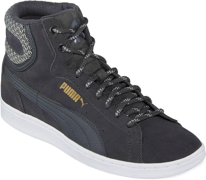 PUMA Puma Vikky Mid Womens Athletic Shoes