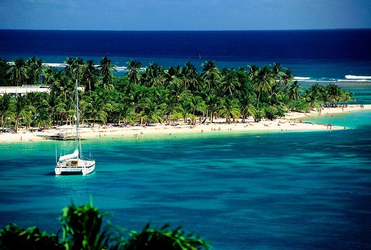 7 Reasons to Visit Guadeloupe - website rec from DFS