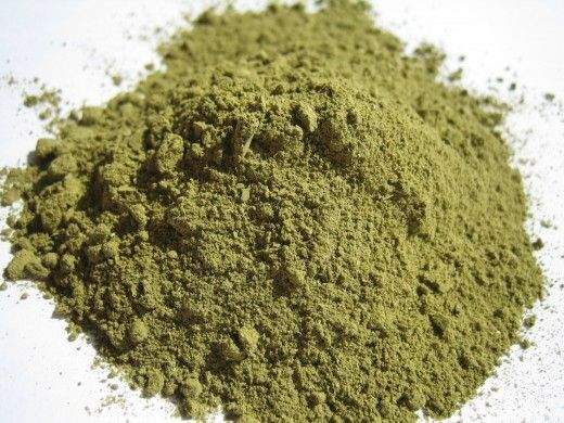 henna powder for hair