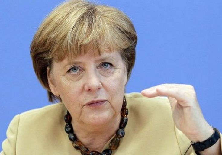 MERKEL AGAINST UNILATERALLYRECOGNIZING PALESTINE AS A STATE -- Since the 28 EU member states would need to decide unanimously on recognizing Palestine as a state, Merkel's objection mounts to a veto on the subject.