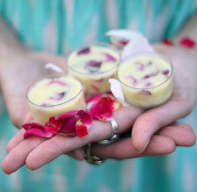 Smooth and moisturize dry lips with this DIY Rose Petal Lip Balm and Sugar Scrub! ❤ PURASENTIALS.COM ❤ essential oils with love