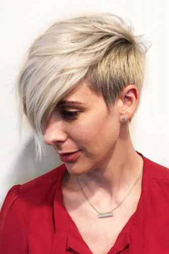 Long Pixie Cut Ideas for a Creativity Look ★ See more: http://lovehairstyles.com/long-pixie-cut/