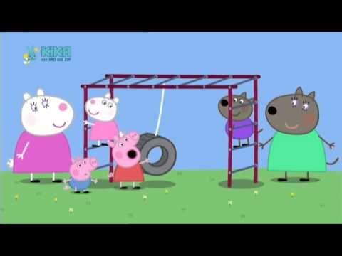 Peppa Wutz Folge 44 Auf dem Spielplatz - YouTube