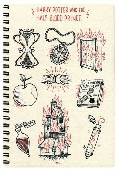 Livro 6 harry potter
