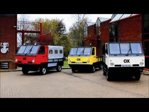 OX Global Vehicle Trust • All terrain mobility for all