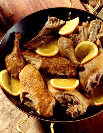 Si vous ne connaissez pas encore le #canard au jus d' #Orange Fruité, c'est le moment d'essayer ! Une #recette étonnante, à retrouver sur www.fruite.fr/recettes/canard-au-maxi-fruite-orange/