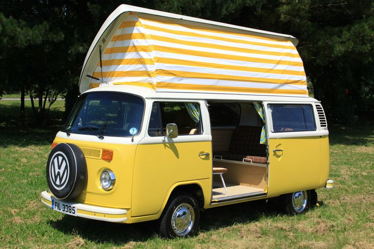 Maggie is a 1979 Devon conversion. She is a comfortable 4 berth van and is fully equipt and ready for adventure. Explore Dorset and beyond in this beautiful VW camper van.