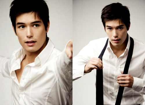 Ricky Lee Neely-What a Hottie! He's half Korean, half American and born in the U.S. I don't know him but he is HOT!