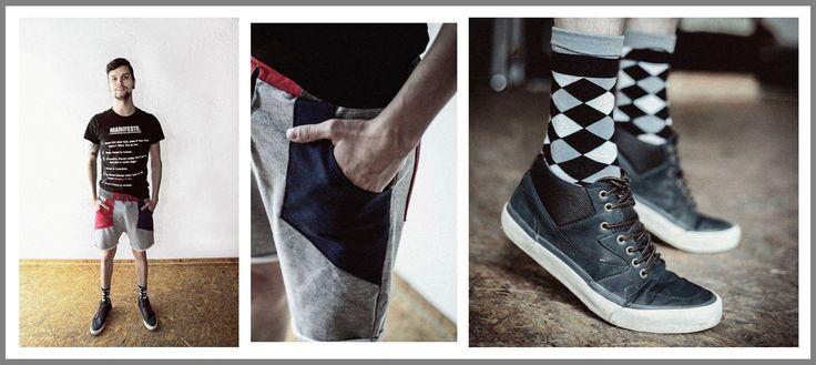 Czerń, biel i szarość. Jak Wam się podoba taki zestaw? [|] #cupofsox #skarpetki #skarpetka #socks #sock #womensocks #mensocks #koloroweskarpetki [|]