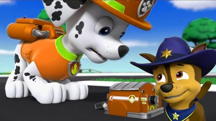 PAW PATROL TRACKER'S JUNGLE RESCUE - Paw Patrol Cartoon Nick JR English - Paw Patrol full Episodes