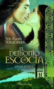 B1 Leer una Saga, serie o trilogia Serie Highlands 01. El demonio de Escocia