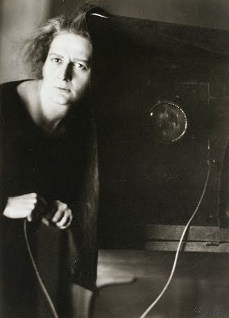 Lotte Jacobi, Self-Portrait, Berlin, 1929