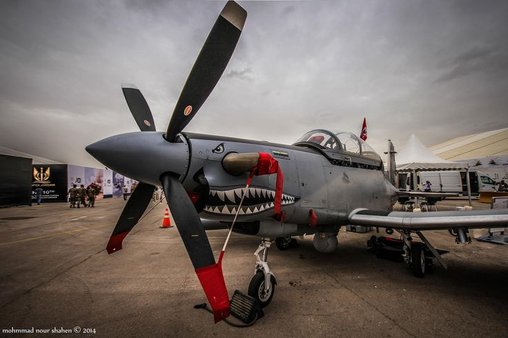 Beechcraft AT-6 by Moh'd Nour Shahen on 500px