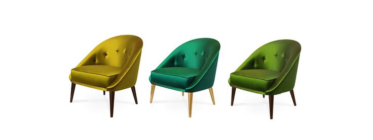 NESSA Chair | Luxury chair by Koket